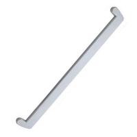 Заглушка для подоконника BrusBox белая 470мм [225]