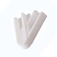 Уголок для москитной сетки белый с изменяемой геом