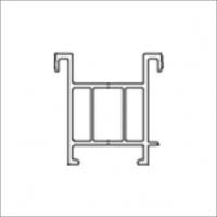 Подставочный профиль REH 6,5м без крепления п-ка