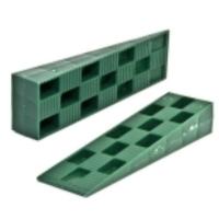Клин монтажный 115х30х19 зеленый