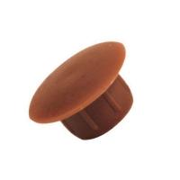 Заглушка на анкерное отверстие D12 коричневая