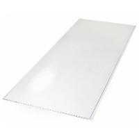 Панель белая глянцевая 250мм 3м [10 шт/упак] 0,7
