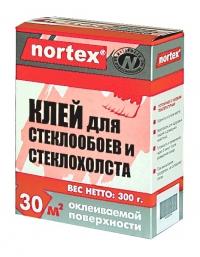 Клей обойный Nortex 300 гр.