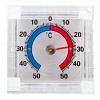 Термометр биметаллический квадратный ТББ